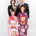 大阪の家族写真撮影スタジオ・ハニーアンドクランチのフォトギャラリーL063