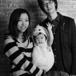 大阪の家族写真撮影スタジオ・ハニーアンドクランチのフォトギャラリーL065