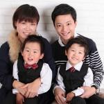 大阪の家族写真撮影スタジオ・ハニーアンドクランチのフォトギャラリーL066