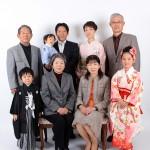 大阪の家族写真撮影スタジオ・ハニーアンドクランチのフォトギャラリーL068
