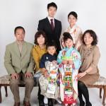 大阪の家族写真撮影スタジオ・ハニーアンドクランチのフォトギャラリーL073