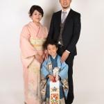大阪の家族写真撮影スタジオ・ハニーアンドクランチのフォトギャラリーL077