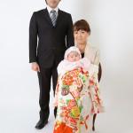 大阪の家族写真撮影スタジオ・ハニーアンドクランチのフォトギャラリーL078