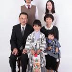 大阪の家族写真撮影スタジオ・ハニーアンドクランチのフォトギャラリーL079
