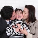 大阪の家族写真撮影スタジオ・ハニーアンドクランチのフォトギャラリーL083