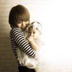 大阪の家族写真撮影スタジオ・ハニーアンドクランチのフォトギャラリーL090