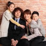 大阪の家族写真撮影スタジオ・ハニーアンドクランチのフォトギャラリーL091