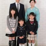大阪の家族写真撮影スタジオ・ハニーアンドクランチのフォトギャラリーL092