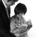 大阪の家族写真撮影スタジオ・ハニーアンドクランチのフォトギャラリーL093