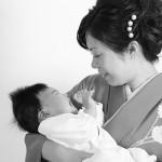 大阪の家族写真撮影スタジオ・ハニーアンドクランチのフォトギャラリーL094