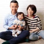 大阪の家族写真撮影スタジオ・ハニーアンドクランチのフォトギャラリーL098