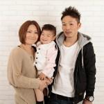 大阪の家族写真撮影スタジオ・ハニーアンドクランチのフォトギャラリーL101