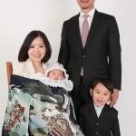 大阪の家族写真撮影スタジオ・ハニーアンドクランチのフォトギャラリーL102