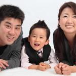大阪の家族写真撮影スタジオ・ハニーアンドクランチのフォトギャラリーL105