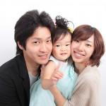 大阪の家族写真撮影スタジオ・ハニーアンドクランチのフォトギャラリーL108
