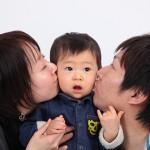 大阪の家族写真撮影スタジオ・ハニーアンドクランチのフォトギャラリーL110