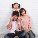 大阪の家族写真撮影スタジオ・ハニーアンドクランチのフォトギャラリーL111