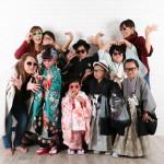 大阪の家族写真撮影スタジオ・ハニーアンドクランチのフォトギャラリーL114