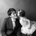 大阪の家族写真撮影スタジオ・ハニーアンドクランチのフォトギャラリーL115