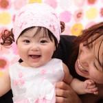 大阪の家族写真撮影スタジオ・ハニーアンドクランチのフォトギャラリーL118