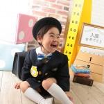 大阪の入園入学・卒園卒業写真撮影スタジオ・ハニーアンドクランチのフォトギャラリーJ120