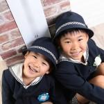 大阪の入園入学・卒園卒業写真撮影スタジオ・ハニーアンドクランチのフォトギャラリーJ122