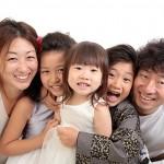 大阪の家族写真撮影スタジオ・ハニーアンドクランチのフォトギャラリーL123