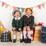 大阪の入園入学・卒園卒業写真撮影スタジオ・ハニーアンドクランチのフォトギャラリーJ128