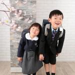 大阪の入園入学・卒園卒業写真撮影スタジオ・ハニーアンドクランチのフォトギャラリーJ129
