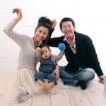 大阪の家族写真撮影スタジオ・ハニーアンドクランチのフォトギャラリーL131
