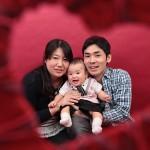 大阪の家族写真撮影スタジオ・ハニーアンドクランチのフォトギャラリーL132