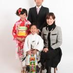 大阪の家族写真撮影スタジオ・ハニーアンドクランチのフォトギャラリーL134