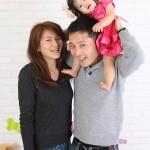 大阪の家族写真撮影スタジオ・ハニーアンドクランチのフォトギャラリーL138