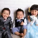 大阪の家族写真撮影スタジオ・ハニーアンドクランチのフォトギャラリーL139