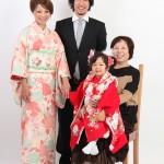 大阪の家族写真撮影スタジオ・ハニーアンドクランチのフォトギャラリーL141