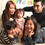 大阪の家族写真撮影スタジオ・ハニーアンドクランチのフォトギャラリーL142