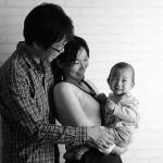 大阪の家族写真撮影スタジオ・ハニーアンドクランチのフォトギャラリーL143