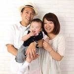 大阪の家族写真撮影スタジオ・ハニーアンドクランチのフォトギャラリーL145
