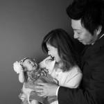 大阪の家族写真撮影スタジオ・ハニーアンドクランチのフォトギャラリーL147