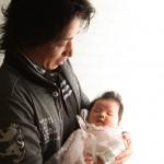 大阪の家族写真撮影スタジオ・ハニーアンドクランチのフォトギャラリーL148