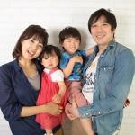 大阪の家族写真撮影スタジオ・ハニーアンドクランチのフォトギャラリーL151