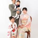 大阪の家族写真撮影スタジオ・ハニーアンドクランチのフォトギャラリーL160