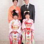 大阪の家族写真撮影スタジオ・ハニーアンドクランチのフォトギャラリーL161