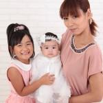大阪の家族写真撮影スタジオ・ハニーアンドクランチのフォトギャラリーL164