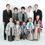 大阪の家族写真撮影スタジオ・ハニーアンドクランチのフォトギャラリーL165