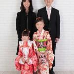 大阪の家族写真撮影スタジオ・ハニーアンドクランチのフォトギャラリーL168