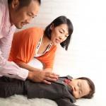 大阪の家族写真撮影スタジオ・ハニーアンドクランチのフォトギャラリーL169