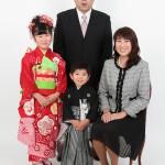 大阪の家族写真撮影スタジオ・ハニーアンドクランチのフォトギャラリーL173