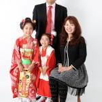 大阪の家族写真撮影スタジオ・ハニーアンドクランチのフォトギャラリーL175