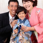 大阪の家族写真撮影スタジオ・ハニーアンドクランチのフォトギャラリーL177